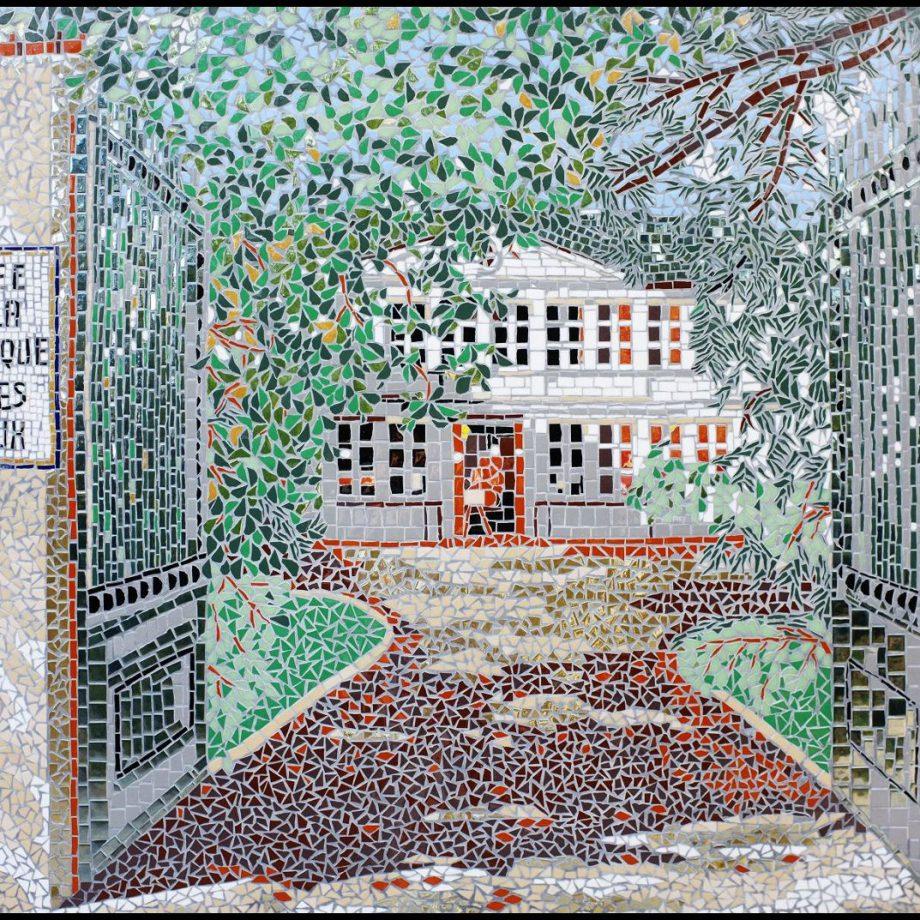 Musée de la mosaïque et des émaux