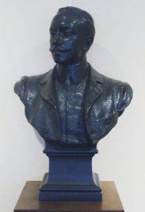 Buste de J.F. Bapterosse